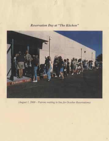 The Kitchen celebrates 20 years