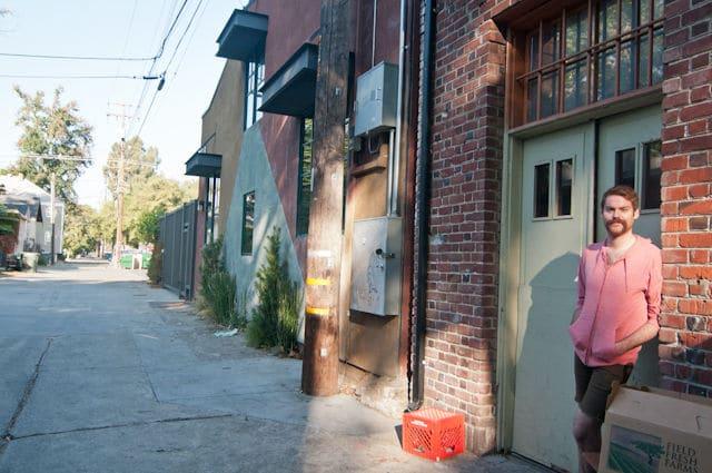 Central city alleys receive names, part two - Sacramento Press