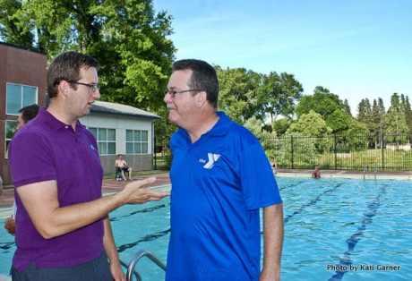 Southside Park Pool Is Open Photos Sacramento Press