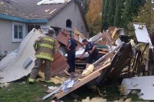 Teen injured in morning explosion- Elk Grove