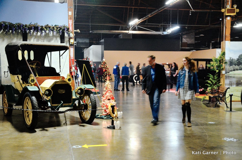 A festival of trees at CA Auto Museum via @sacramentopress
