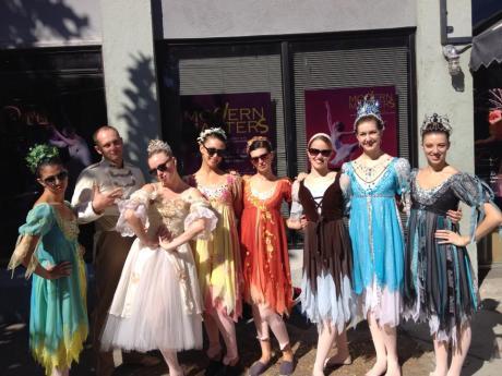 Photo courtesy Sacramento Ballet