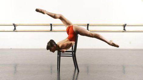 Retired ballerina, Isha Lloyd, returns in Carmina Burana; Talks ballet, defying odds & the future