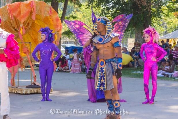 Sacramento's 2014 Banana Festival