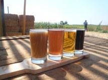 Say Hello to Beer at Ruhstaller Farm & Yard