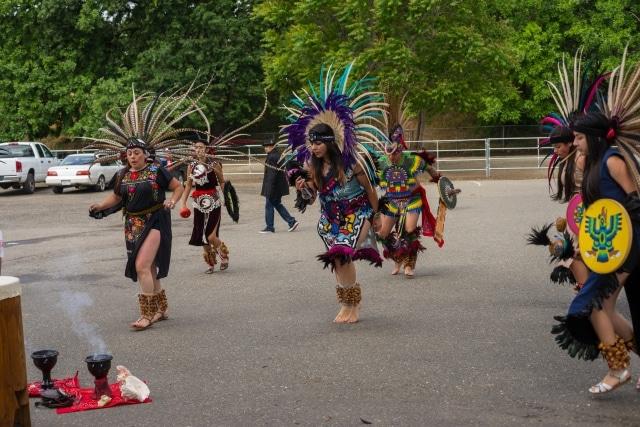 Kalpulli Itzkuauhtli Aztec Dancers