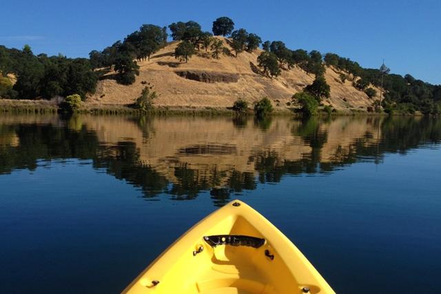 7 places to escape the sacramento heat sacramento press for Lake natoma fishing