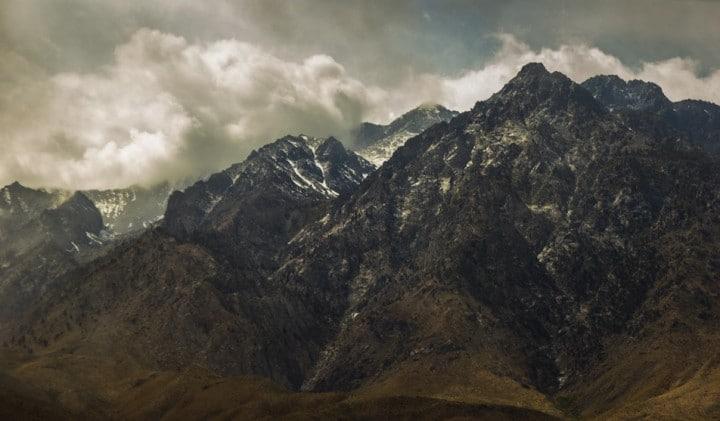 Mammoth Mountain Pass
