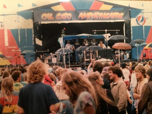 Cal Expo Amphitheater 1986 3