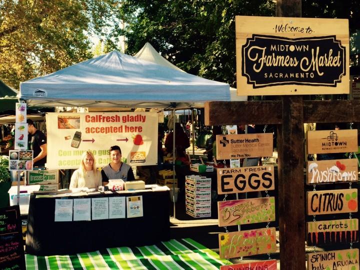 EBT/CalFresh Now Accepted at Midtown Farmers Market via @sacramentopress