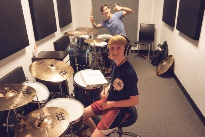 drum lab guitar lab