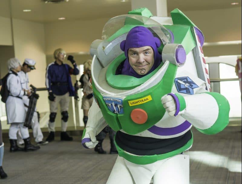 Cosplayers to Invade the Sacramento Convention Center via @sacramentopress