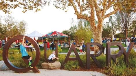 GATHERing the Community to Quarry Park [Photos]