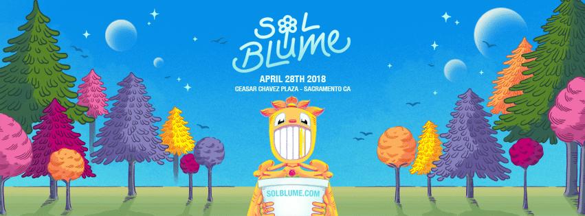 sol - Sacramento's Hottest (Newest) Music Festival: Sol Blume