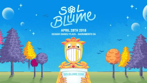 Sacramento's Hottest (Newest) Music Festival: Sol Blume