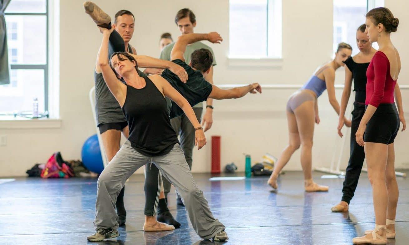 Amy Seiwert Steps Up at Sacramento Ballet via @sacramentopress