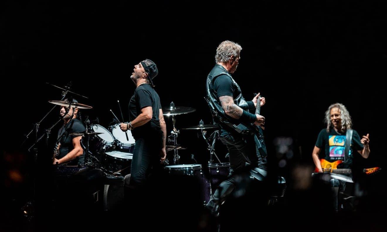 Metallica Returns to Sacramento with WorldWired Tour