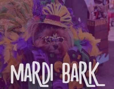 Mardi Bark Parade