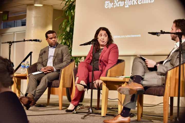 Jennifer Medina explains the shift in CA politics