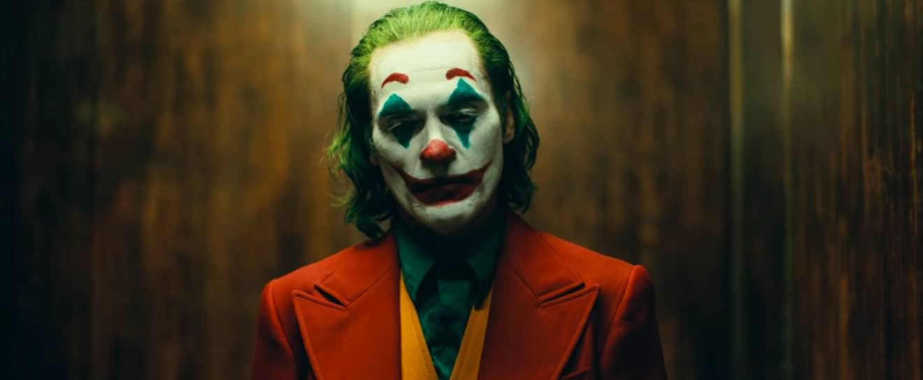 Joaquin Phoenix as Arthur Fleck in Joker.