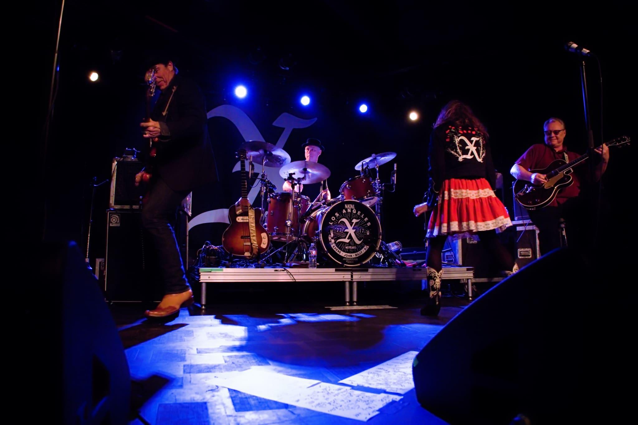 X-mas '19 Holiday Tour Brings Legendary Band X Back to Sac via @sacramentopress