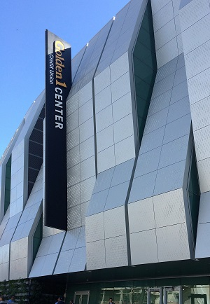 Picture of Golden 1 Center Outside