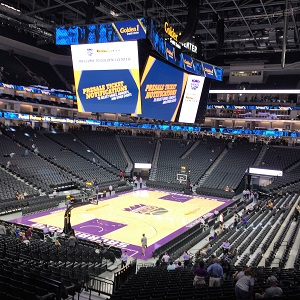 Picture of Golden 1 Center Arena