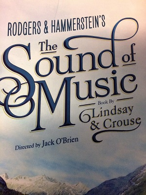 The Sound of Music Playbill