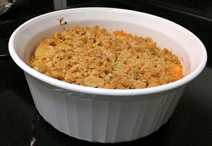 Carrot Casserole A.J. Bumps Recipe - Random Acts of Kindness