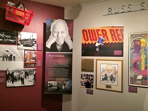 California Hall of Fame Russ Solomon ExhibitExhibit