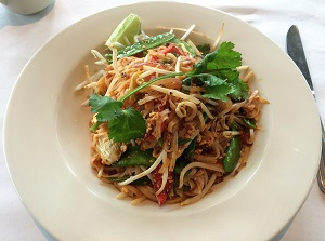 Picture of Lemon Grass Pad Thai