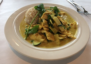 Picture of Lemon Grass Thai Green Curry