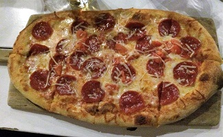 Picture of Iron Horse Tavern Pepperoni Pizza