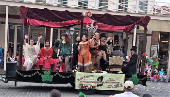 Picture of Saint Patrick's Day Parade Float