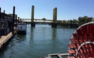 Picture of Tower Bridge in Sacramento