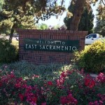 Picture of Welcome to East Sacramento sign