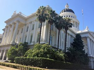 Picture of California State Capitol Building - Best Places to Retire in California