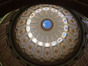 Picture of California State Capitol Building Dome