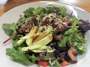Picture of Joe Marty's Steak & Blue Cheese Salad