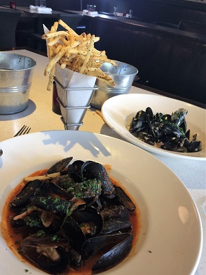 Picture of Cafe Plan B Midtown Mussels & Pommes Frites