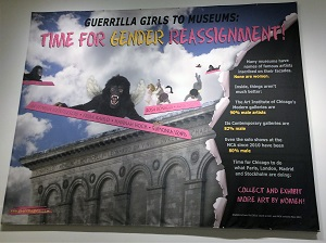Picture of Guerrilla Girls Art