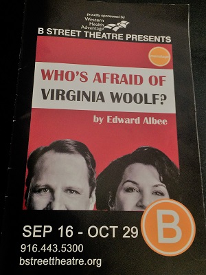 Picture of Who's Afraid of Virgania Woolf? Program