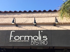 Picture of Formoli's Bistro Signage