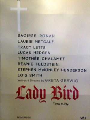 Picture of Lady Bird Cast Poster