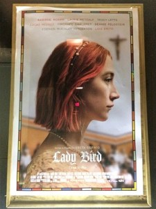 Photo of Lady Bird Movie Poster