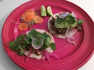 Picture of The Golden Bear Carnita Tacos