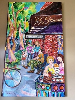 Picture of 33rd Street Bistro artwork