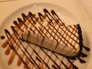 Picture of Biba cheesecake