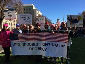 Picture of Women's March Sacramento Biddies