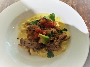 Picture of Selland's Market-Cafe Mac & Cheese-Carnitas